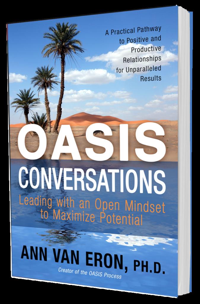 Oasis Conversations - Book by Ann Van Eron